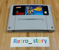 Super Nintendo SNES The Adventures Of Mighty Max PAL