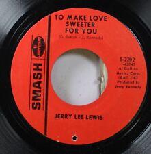 Rock NM ! 45 Jerry Lee Lewis - pour Fait Amour Sucré Vous / Let's Talk About US