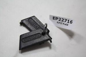 Kuryakyn gas cap unlocking keys Harley FXR fuel tank FXRT Softail FL FXD EP22716