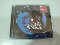 Paul Anka Original Songs Greatest Hits Black Collection - CD Nuevo - 2T