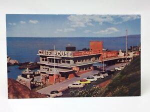 Cliff House San Francisco California Unposted Postcard E470x