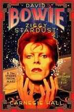 David Bowie (Ziggy Stardust) poster