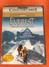 IMAX - Everest (DVD, 1999, Miramax Collector's Series)