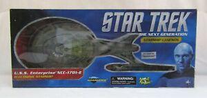 Star Trek Electronic ENTERPRISE NCC-1701-E Diamond Starship Legends MIB TNG