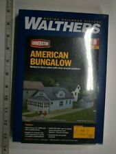 N Scale Walthers Cornerstone kit 933-3889, American Bungalow