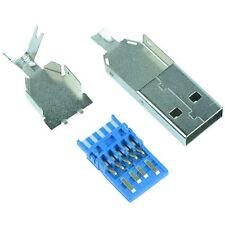 USB 3.0 TIPO A que se puede volver a CABLEAR Conector