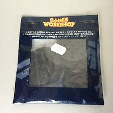 NEW VINTAGE WARHAMMER CITADEL ROUND BASES XL GAMES WORKSHOP# Factory SEALED