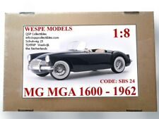 Wespe Models, Kit MG MGA 1600 1962 1:8