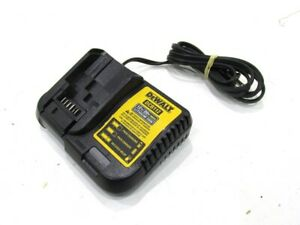 Dewalt 12v 20v Lithium Ion Charger Charge DCB112 Tool Only no Battery