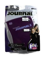 *NEW* 2001 Girl Tech Password Journal 2 Digital Diary Voice Recognition