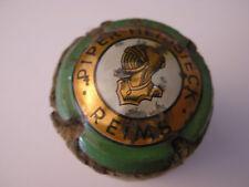TOP Collection Ancienne Capsule PIPER HEIDSIECK à Encoches n°68 Cote 150 Eur