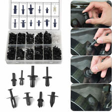 350Pcs Car Body Plastic Push Pin Rivet Fasteners Trim Moulding Clip Assortments