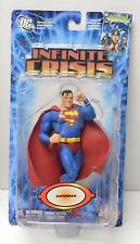 DC DIRECT Infinite Crisis Superman action figure NIP JLA