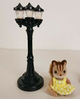 Sylvanian Families Light Up Street Lamp X 2 Like NEW Miniature Play Collectable