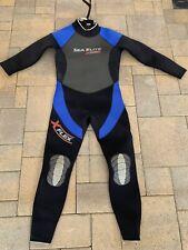 Sea Elite X Flex 7mm Scuba Dive Wetsuit. Size L. Great Condition.