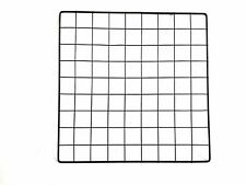 C&C PANELS  x 12 - FOR C&C CAGE - GUINEA PIG C&C BLACK CAGE SHEET - C&C GRIDS