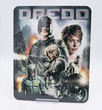 JUDGE DREDD - Glossy Bluray Steelbook Magnet Magnetic Cover (NOT LENTICULAR)