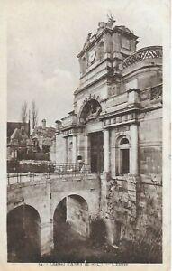 CPA Château d'Anet - L'entrée