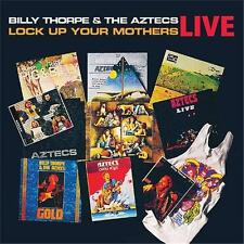 BILLY THORPE & THE AZTECS Lock Up Your Mothers LIVE 2CD NEW Digipak