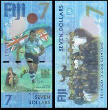 Fiji 7$ 2017 COMMEMORATIVE ISSUE  UNC