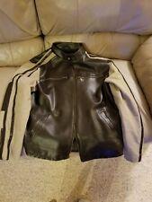 Vintage Motorcycle look jacket Spring jacket