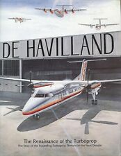 PROMOTION BROCHURE: DE HAVILLAND - THE RENAISSANCE OF THE TURBOPROP