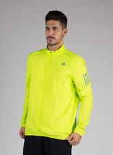 Adidas Response Wind Giacca sportiva Uomo Giallo Sole/giallo sole S
