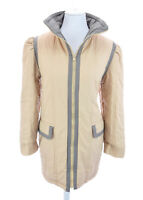 Mulberry Street Insulated Puffer Coat Full Zip Up Winter Womens Sz 11 12 Large