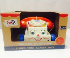 Fisher price Clásicos Teléfono Chatter ☎