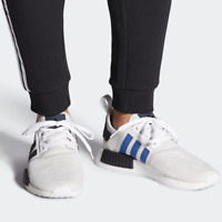 adidas Originals NMD R1 XENO Pack White Men's Comfy Shoes Lifestyle Sneakers