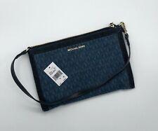 Michael Kors Clutch Bag Jeans Blue (9002)