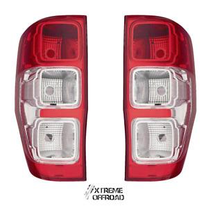 Ford Ranger T6 Rear Tail Lights - Full Set LHS & RHS 2016-2019 PX2