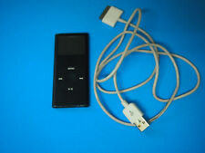 iPod Nano 2nd Gen 8GB A1199 Black NOT WORKING