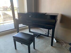 Yamaha Avantgrand Hybrid Grand Piano N1