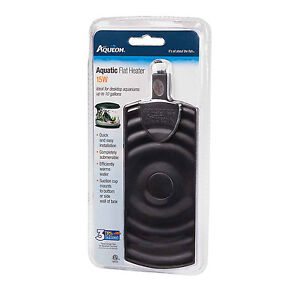 Aqueon Aquatic Flat Heater 15W Free Shipping