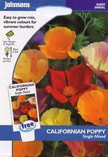 Fleur de Pavot de Californie Golden West 2000 graines de fleurs