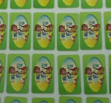 Cashflow For Kids Replacement Game Piece Icons Green Business Asset Cards 1999