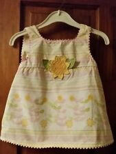 Gymboree age 5 sunflower& flowers top