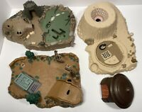 Star Wars Micro Machines Endor Dagoba Cantina Tatooine Playsets Galoob 94-95 Lot