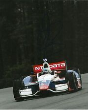 RYAN BRISCOE signed 8x10 photo IRL INDY with COA