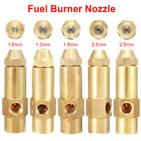1mm 1.3mm 1.5mm 2mm 2.5mm Heavy oil waste oil alcohol-based fuel'burner nozzleHF
