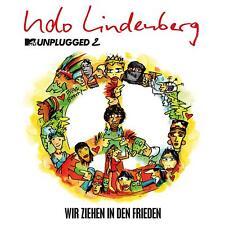 UDO LINDENBERG - WIR ZIEHEN IN DEN FRIEDEN (MTV UNPLUGGED 2)   CD SINGLE NEUF