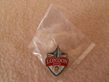 NBC TV Network London 2012 Big Ben Promotional Pin Badge