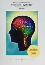 Personality Psychology: Domains of Knowledge 6E by Randy J. Larsen; David M. Bus