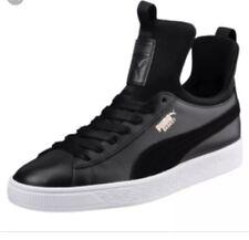Puma Basket Fierce JR Black-rose Gold-white 366188 02 Size 7