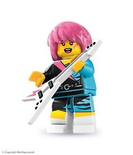 LEGO Collectible MiniFigure: Series 7: #15 - Rocker Girl (Sealed Pack!)