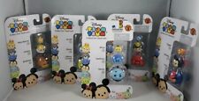 Lot of 5 Disney Tsum Tsum 3 pack Series 3 Assorted