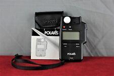 Polaris SPD100 Digital Exposure Meter - Ambient & Flash with Case & Manual