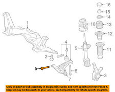 TOYOTA OEM Front Suspension-Lower Control Arm Bolt 9008011506