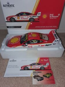 1:18 Authentic DJR Ford Mustang Shell 17 Scott McLaughlin 2019 Adelaide 500debut